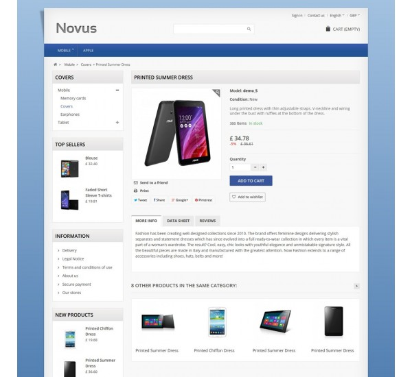 Novus 1.6